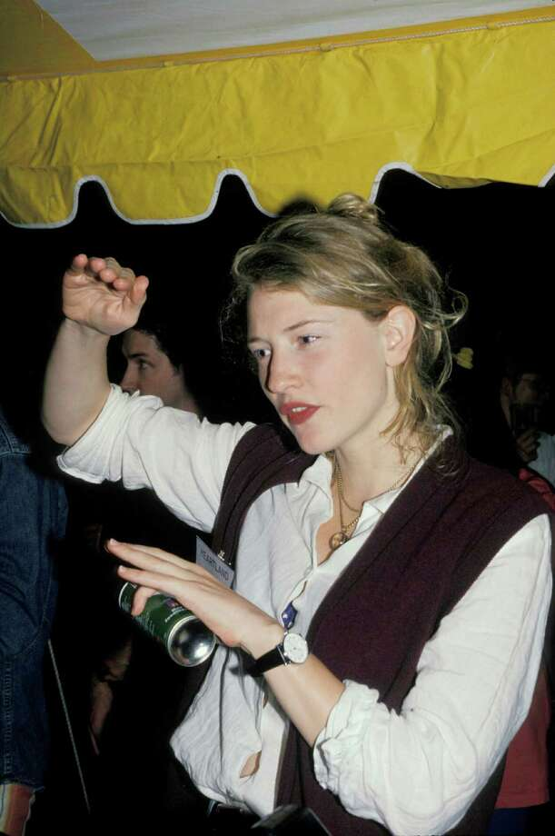 Cate Blanchett in 1994.  Photo: Patrick Riviere, Getty Images / 1994 Getty Images