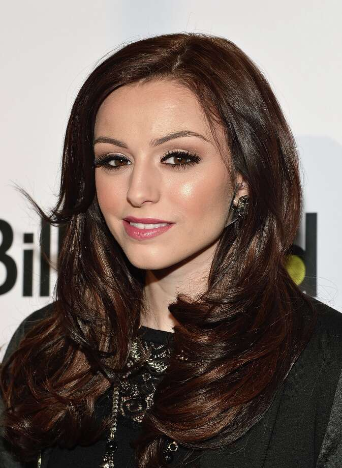 Singer Cher Lloyd attends the 2012 Billboard Women In Music Luncheon at Capitale on November 30, 2012 in New York City. Photo: Mike Coppola, Getty Images / 2012 Getty Images