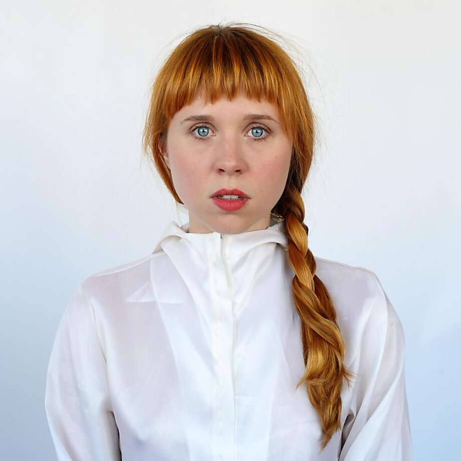 Stanford doctoral student Holly Herndon fell in love with electronic music in the nightclubs of Berlin while studying abroad. Photo: Suzy Poling