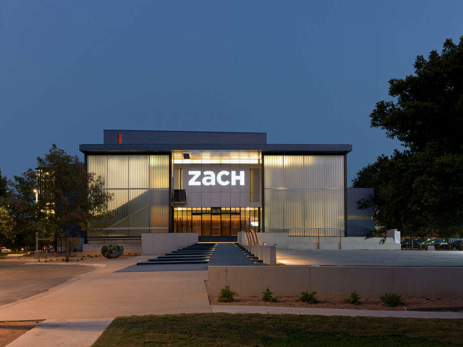 Austin's Zach Theatre just opened the  state-of-the-art Topfer Theatre.  Photo: Courtesy, Paul Bardagjy / Paul_Bardagjy