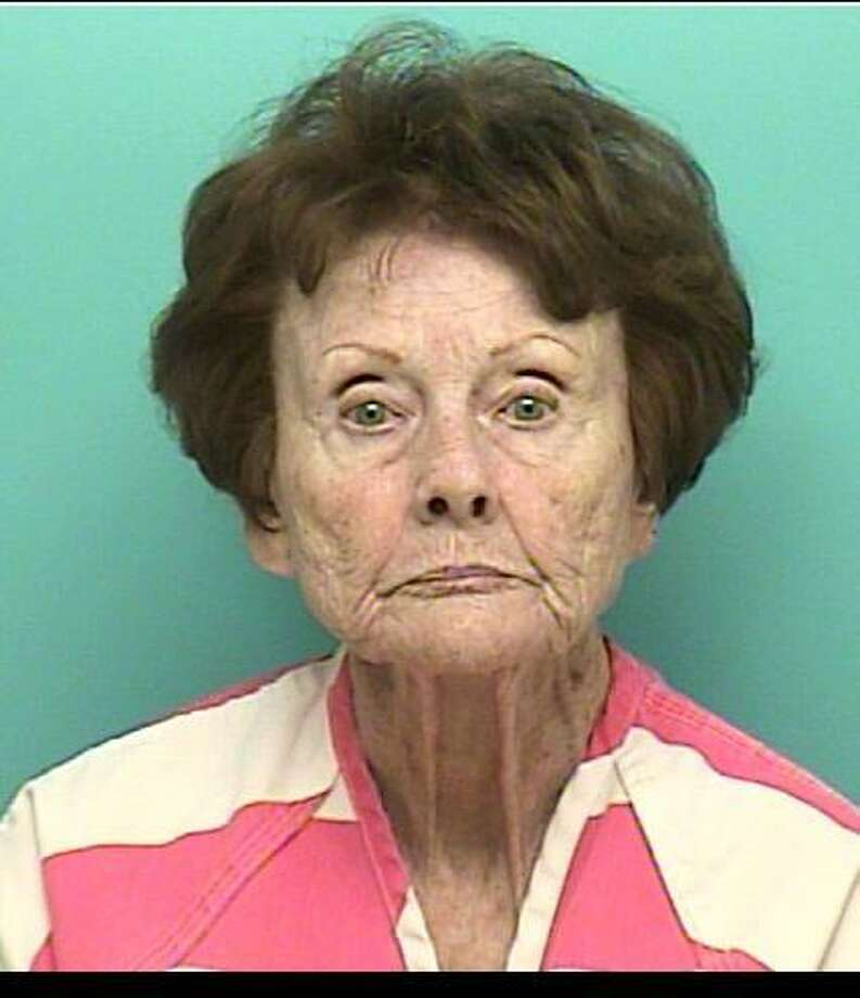 Dorothy Clark Canfield, 83, has been charged with theft between $20,000 and $100,000 Photo: Montgomery County SO
