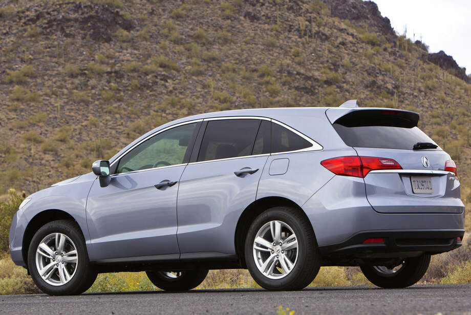 Acura has completely redone the RDX for 2013, giving it plenty of power, a quieter ride and structural enhancements that led to a Top Safety Pick designation. Photo: Honda, American Honda Motor Co. / © 2012 American Honda Motor Co., Inc. .
