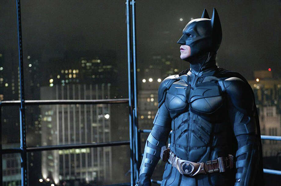 Christian Bale as Batman in The Dark Knight Rises. (Warner Bros. / 2012)