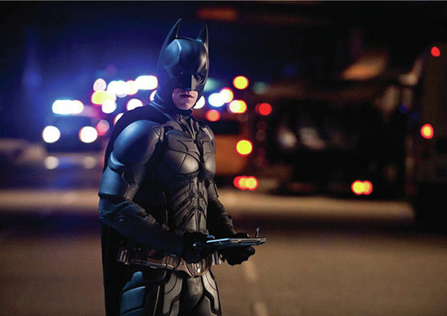 Christian Bale as Batman in The Dark Knight Rises. (Warner Bros. / 2012)