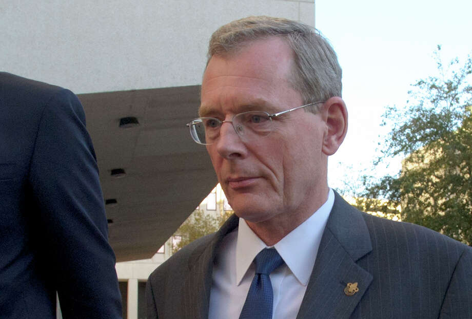 A delay has been granted in the trial of David  Rainey, who was a BP vice president during the Gulf oil spill. He is charged with obstruction of Congress. Photo: Matthew Hinton, FRE / FR170690 AP