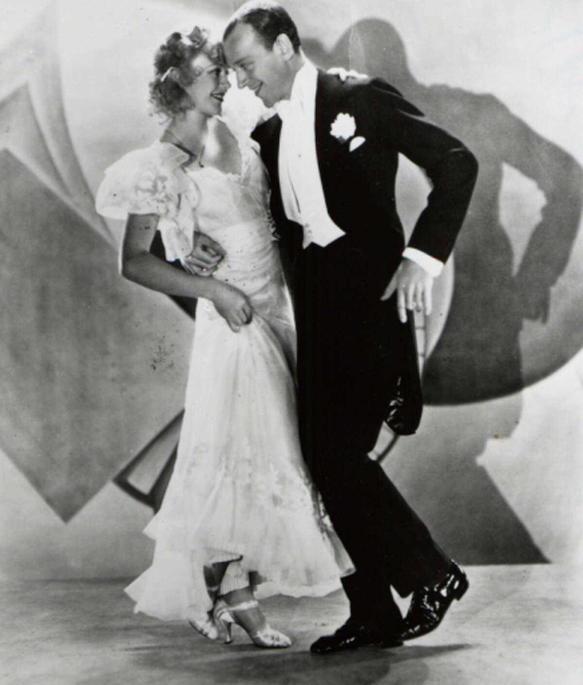 """A good Fred Astaire film is any one with Ginger Rogers, such as """"Flying down to Rio."""""""