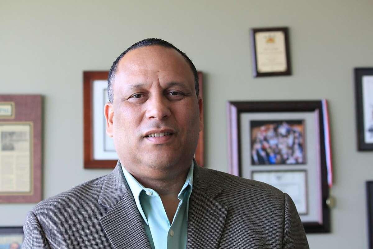 Henry Alvarez, head of the San Francisco Housing Authority.
