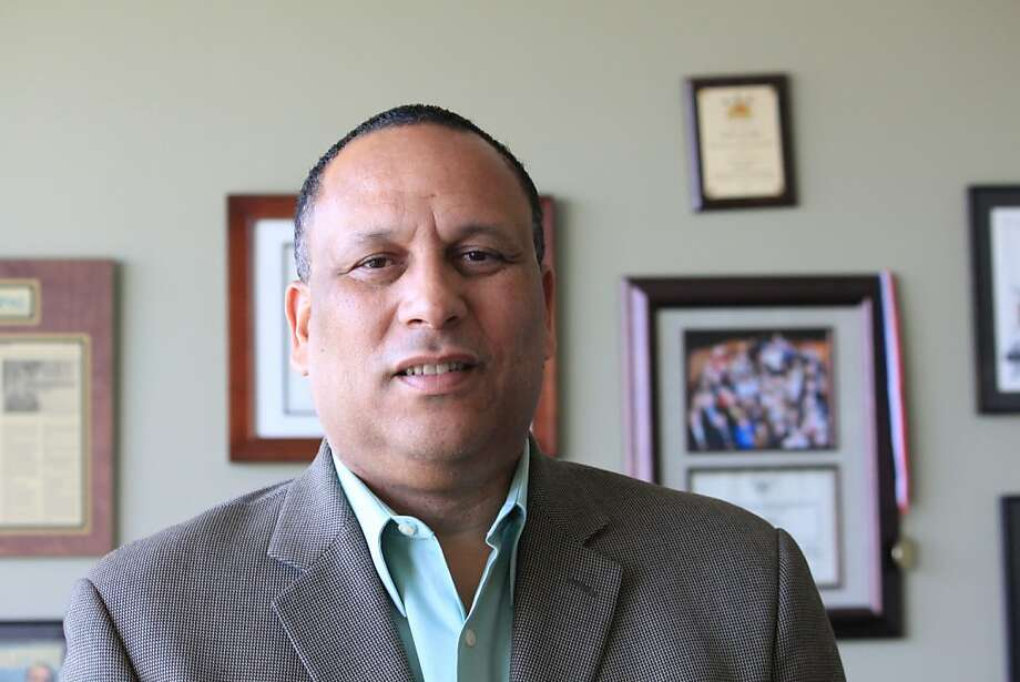 Henry Alvarez, director of the Housing Authority, which is the landlord for more than 6,000 public housing units in San Francisco, is the subject of three employee lawsuits and complaints by dozens of workers that he has bullied and retaliated against them. Photo: Rose Dennis, San Francisco Housing Authority