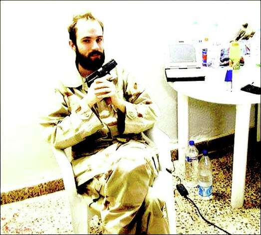 electronic music composer and Iraq War veteran William A. Thompson IV Photo: Courtesy Photo