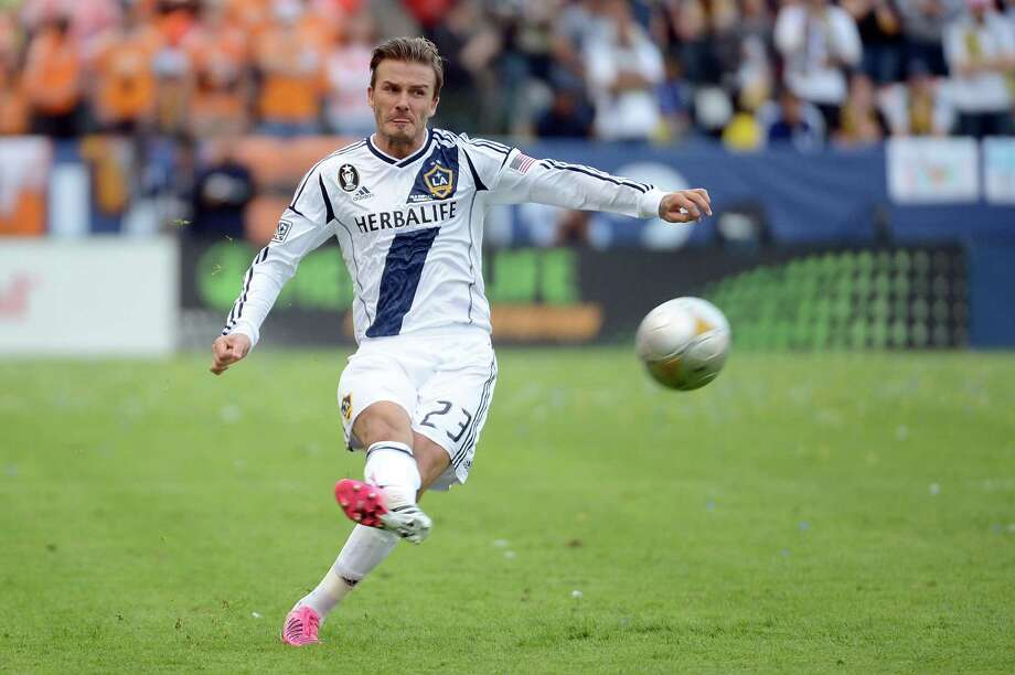 Beckham bows out of MLSSoccer icon David Beckham wrapped up his career in the U.S.-based league with a second straight championship as his Los Angeles Galaxy defeated the Houston Dynamo 3-1 in the MLS Cup final. Photo: Harry How, Getty Images / 2012 Getty Images