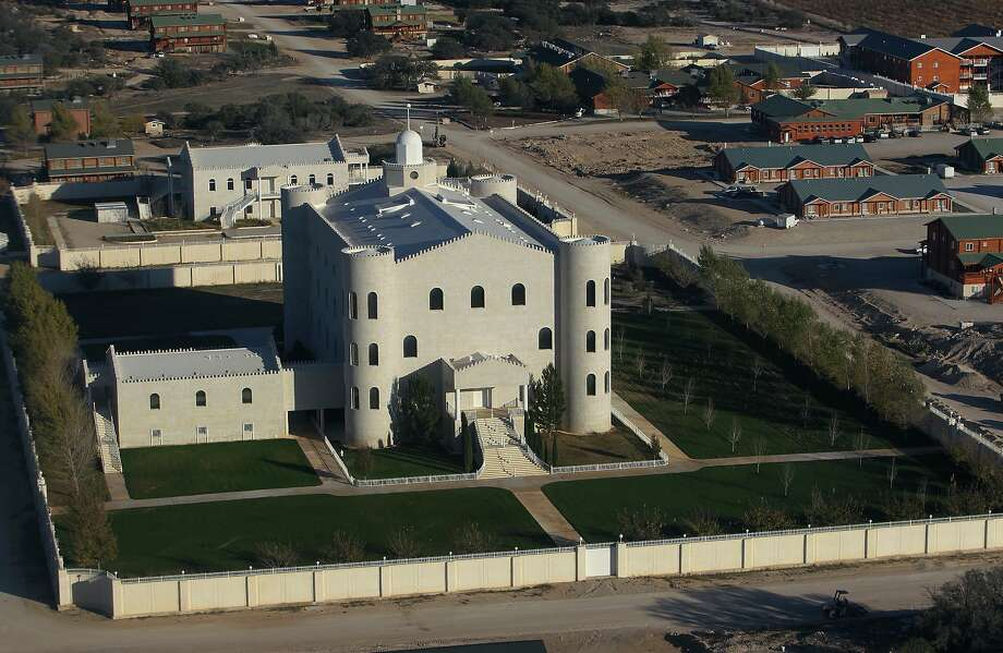 The state wants to seize the Yearning for Zion ranch in Eldorado, where Warren Jeffs led a polygamist sect before he was sent to prison. Photo: Kin Man Hui, Staff / © 2012 San Antonio Express-News