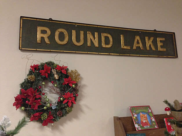"Round Lake celebrates the holiday season with ""The Festival of Trees, a Little Victorian Village Christmas,"" Dec. 1 and 2 at the Round Lake Community Room, 49 Burlington Ave., Round Lake. The fundraiser for the village library features designer themed trees, table scapes, holiday decorations, and baked goods for purchase. Photo: Paul Block"