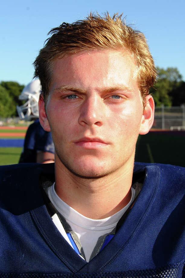 Staples High School's Joey Zelkowitz Photo: Christian Abraham / Connecticut Post