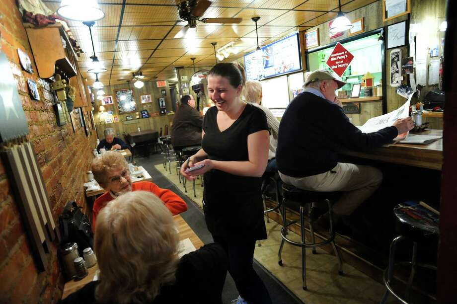 Should the state force businesses that employ tipped workers to pay them the full minimum wage — in apparent contravention of a law passed just two years ago — the result could be devastating.( Times Union archive) Photo: Cindy Schultz