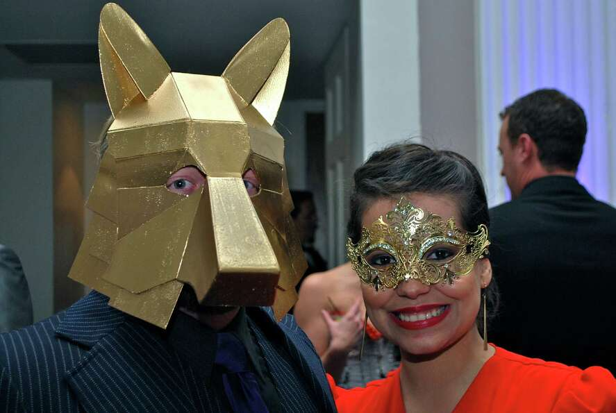 Were you Seen at the Albany Center Gallery's 35th Anniversary Masquerade Gala at The State Room in
