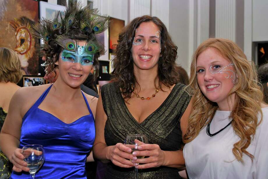 Were you Seen at the Albany Center Gallery's 35th Anniversary Masquerade Gala at The State Room in Albany on Saturday, Dec. 1, 2012? Photo: Silvia Meder Lilly
