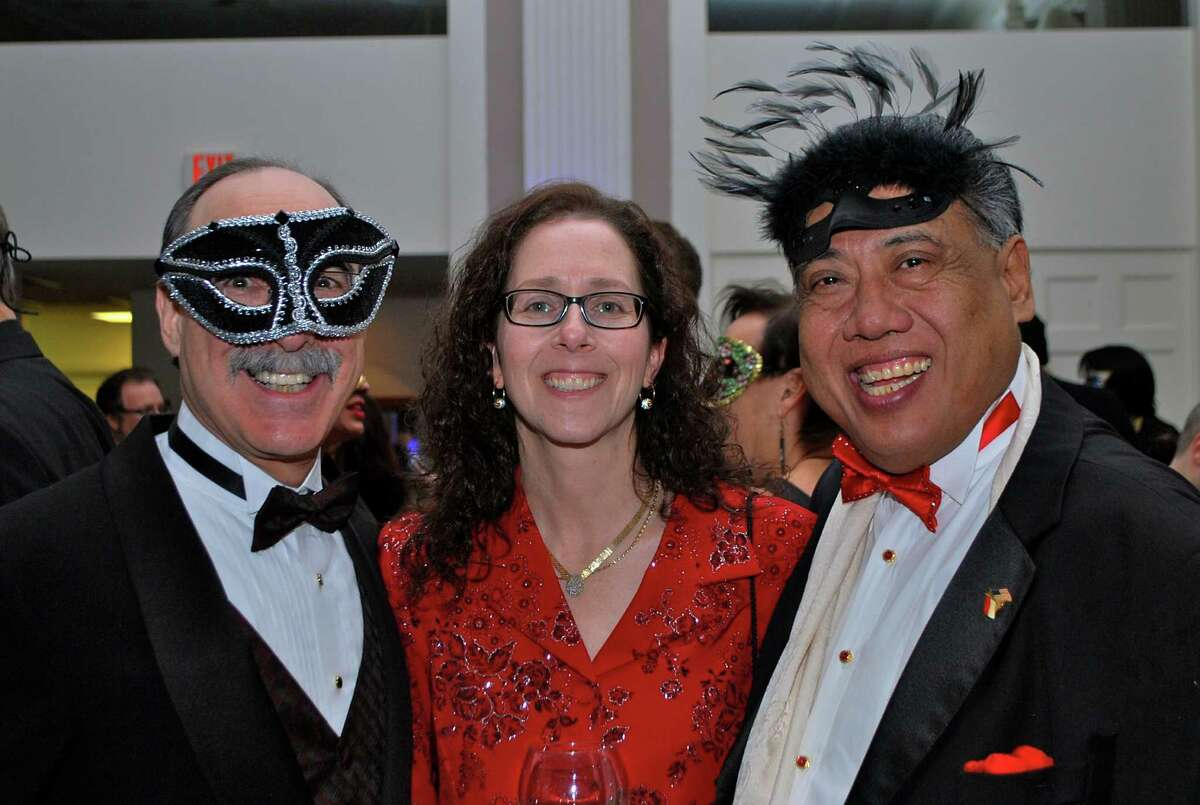 Were you Seen at the Albany Center Gallery's 35th Anniversary Masquerade Gala at The State Room in Albany on Saturday, Dec. 1, 2012?
