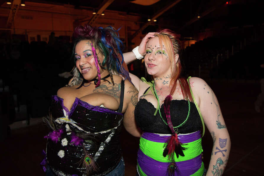 Were You Seen at MasqueRave at the Washington Avenue Armory in Albany on Friday, November 30, 2012?