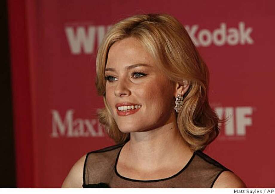 Elizabeth Banks -- wonderful in The Details.