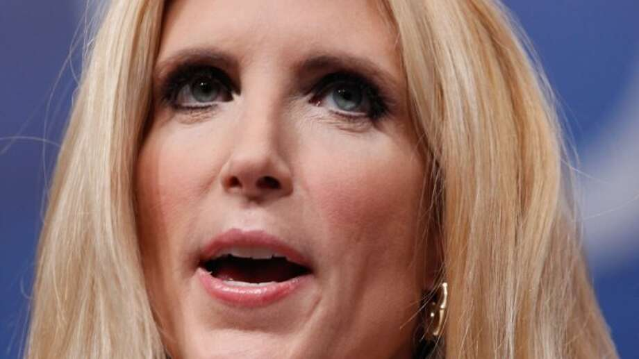 Ann Coulter -- a reader suggestion, and not a bad one.  It was hard to find Republican women for this list, but Ann Coulter IS kind of cool -- funny, certainly unflappable. Photo: Chip Somodevilla, Getty Images / 2012 Getty Images