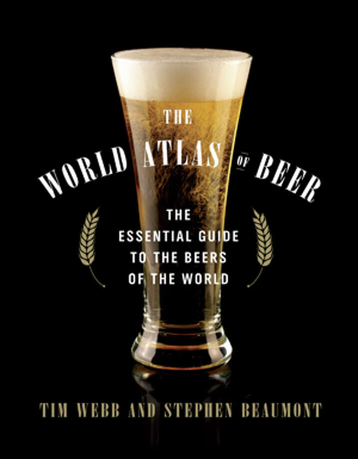 This beautifully illustrated 250-page book examines beer brewing and drinking traditions from individual countries or regions all over the world. It's a rich source of information on the independent craft breweries to be found and also gives mini-reviews of many beers in almost any style found around the world. Suggested price $30, $19 at Amazon.com. (Courtesy Sterling Publishing)