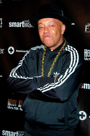 Russell Simmons attends Heidi Klum's Haunted Holiday Party benefiting Superstorm Sandy relief efforts, on Saturday, Dec. 1, 2012 in New York. Photo: Charles Sykes, Charles Sykes/Invision/AP / Invision2012