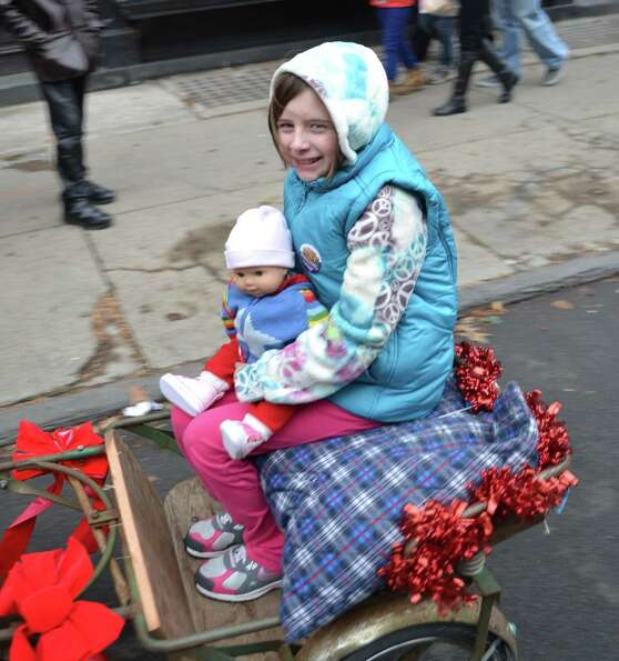 Were you Seen at the 30th Annual Troy Victorian Stroll on Sunday, Dec. 2, 2012?