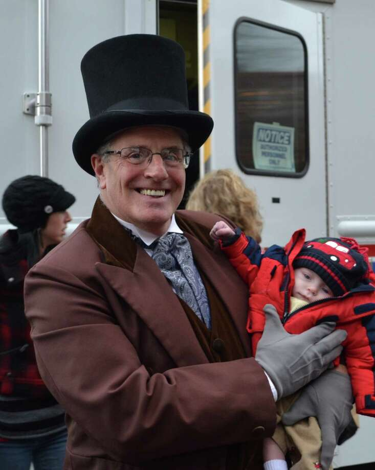Were you Seen at the 30th Annual Troy Victorian Stroll on Sunday, Dec. 2, 2012? Photo: Photos By Diana Hawkins
