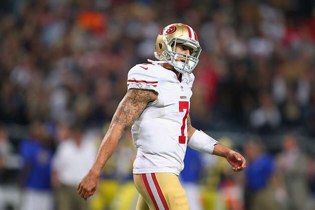 49ers squander lead in OT loss to Rams