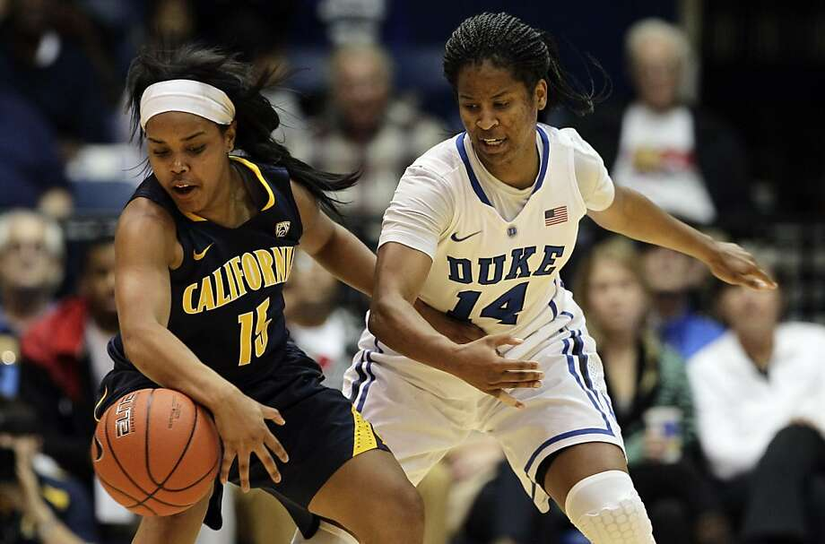 Brittany Boyd scored 28 points, including 23 in the second half, in the Bears' first loss of the season. Photo: Gerry Broome, Associated Press