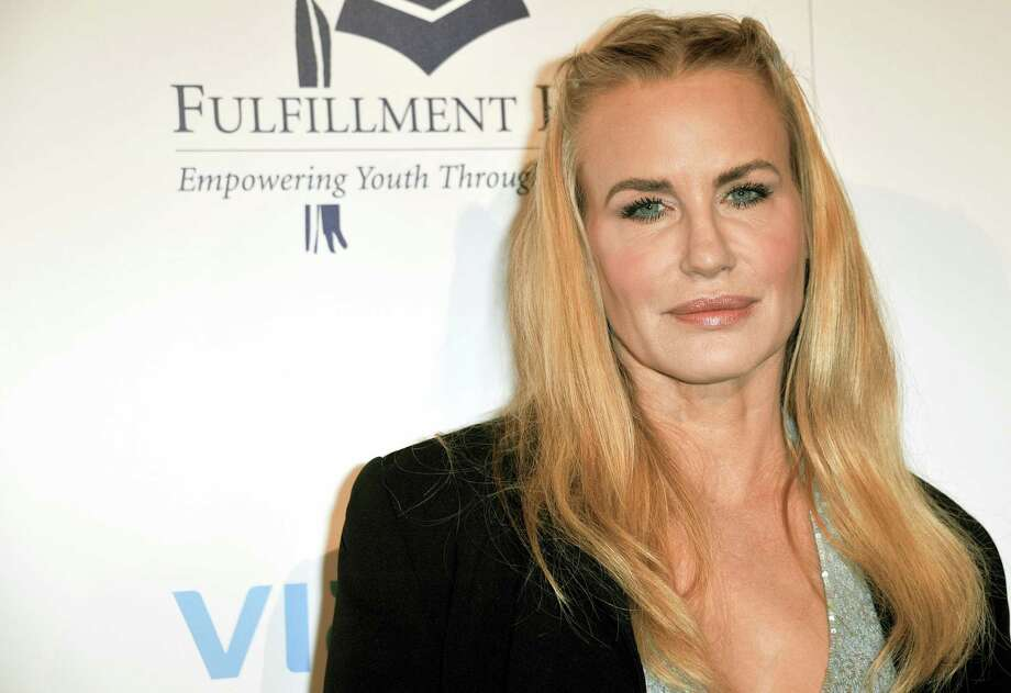 Daryl Hannah attends the Fulfillment Fund's Stars 2012 Benefit Gala at The Beverly Hilton Hotel on Wednesday, Oct. 24, 2012, in Beverly Hills, Calif. (Photo by Richard Shotwell/Invision/AP) Photo: Richard Shotwell / Invision
