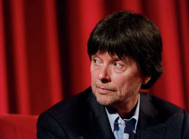 "Director Ken Burns answer questions following a screening of the documentary ""The Central Park Five"" at the Avon Theatre, Stamford, CT on Sunday December 2nd 2012. Photo: Mark Conrad / Stamford Advocate Freelance"