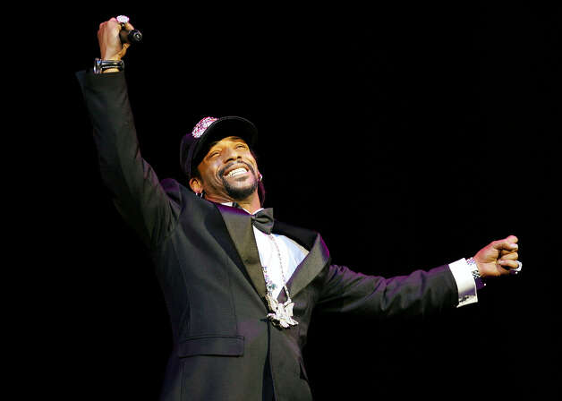 LAS VEGAS - NOVEMBER 15:  Comedian Katt Williams performs at The Colosseum at Caesars Palace at The Comedy Festival Nov. 15, 2006, in Las Vegas, Nevada. Photo: Ethan Miller / Getty Images