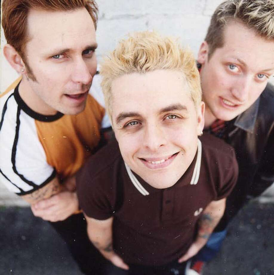 Green Day, 1995: Success means getting proper haircuts.