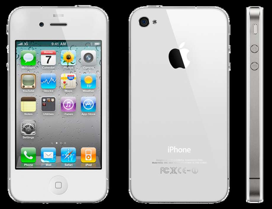 The previous iPhone generation, available for $99 from AT&T, Sprint and Verizon, with 2-year contract.