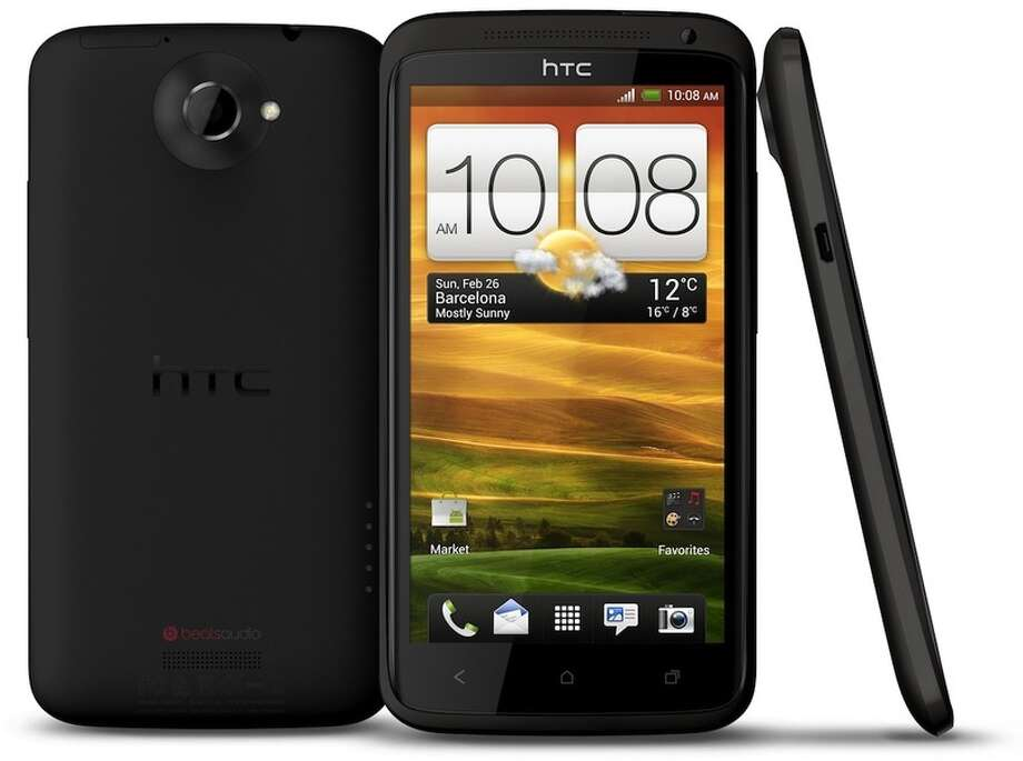 HTC's top Android phone, $199 from AT&T with a 2-year contract.