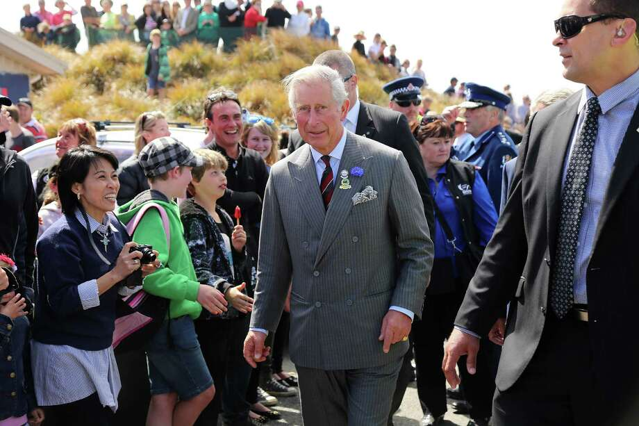 1. Prince Charles, Prince of Wales Photo: Martin Hunter, Getty Images / 2012 Getty Images