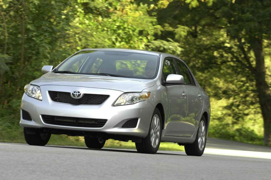 2010 Toyota Corolla: Toyota has had the reputation for being reliable for years, and it's proven it with the Corolla. The Corolla ranked as the most reliable vehicle on the road, according to CarMD. The average repair cost was $282.13. Photo: David Dewhurst / Toyota Motor Corp.