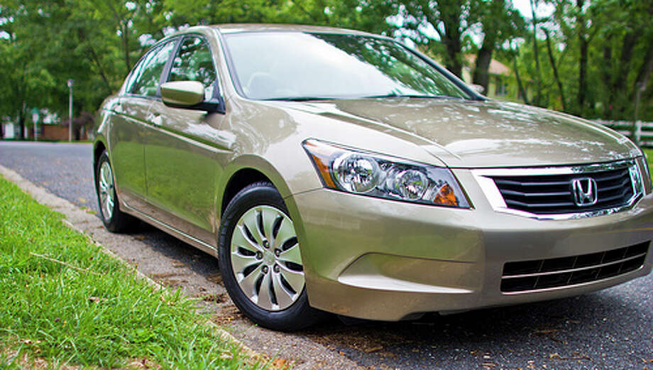 2009 Honda Accord: Like Toyota, Honda has built a reputation on being reliable, and it showed it by having six models ranked among the 100 most reliable vehicles. The Accord earned praise due to its infrequent trips to the mechanic. (Photo: Khanb1, Flickr)