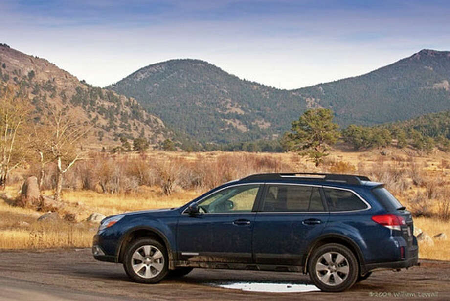 2010 Subaru Outback: Three car brands – Toyota, Subaru and Honda – had two models in the top 10. The Outback earned the spot with relatively infrequent trips to the mechanic and an average repair of $110.43. (Photo:Rhyndman, Flickr) Photo: .