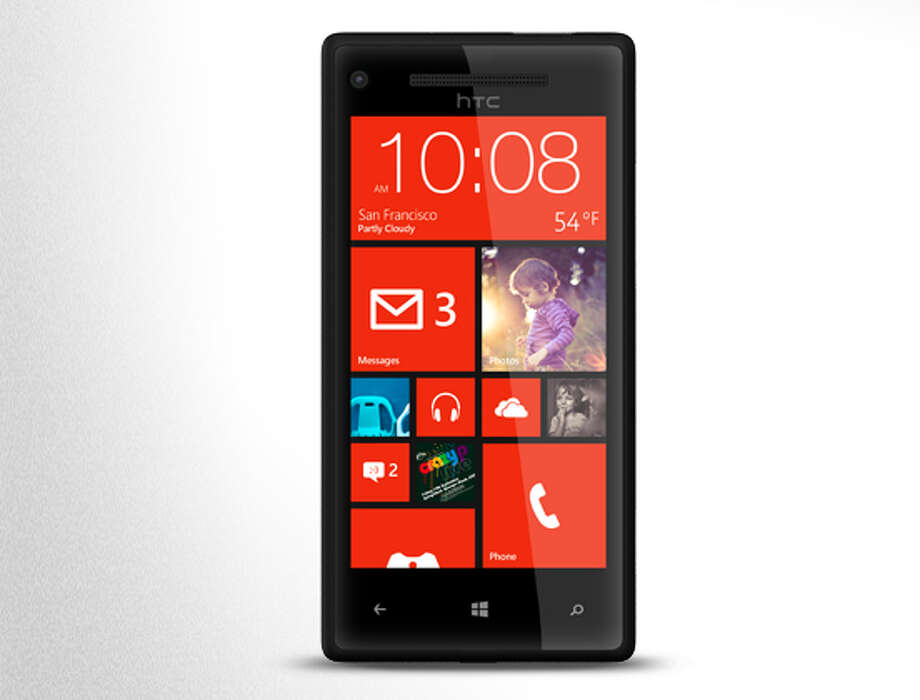 HTC Windows Phone 8X - For Verizon, $199 with a 2-year contract .