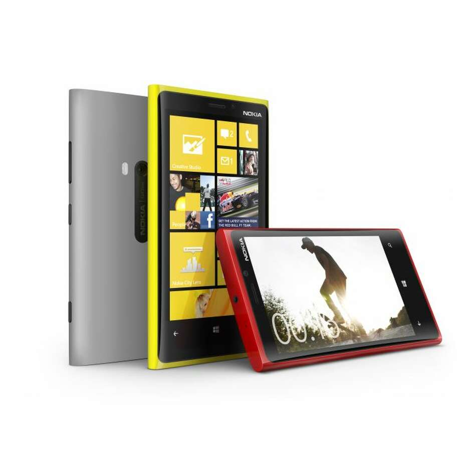 Nokia Lumia 920 - Nokia's flagship Windows Phone 8 device starts at $99 from AT&T.