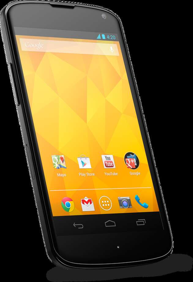 LG Nexus 4 - Google's flagship Android device, starting at $299 unlocked from Google's Play Store. Also available from T-Mobile starting at $199.
