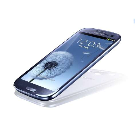 Samsung Galaxy S III is one of the most popular Android phones.