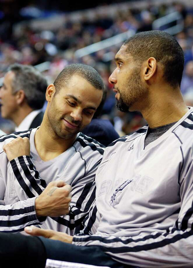 NBA Commissioner David Stern has gone too far by fining the Spurs for not playing stars Tony Parker, Tim Duncan and others against the Miami Heat. Photo: Rob Carr, Getty Images / 2012 Getty Images