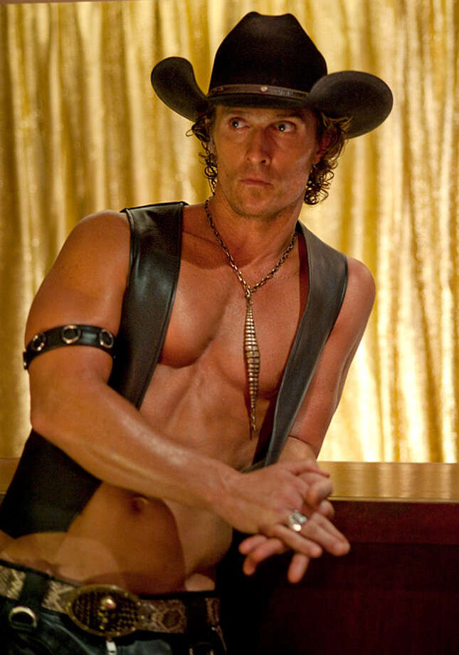 Matthew McConaughey in Magic Mike