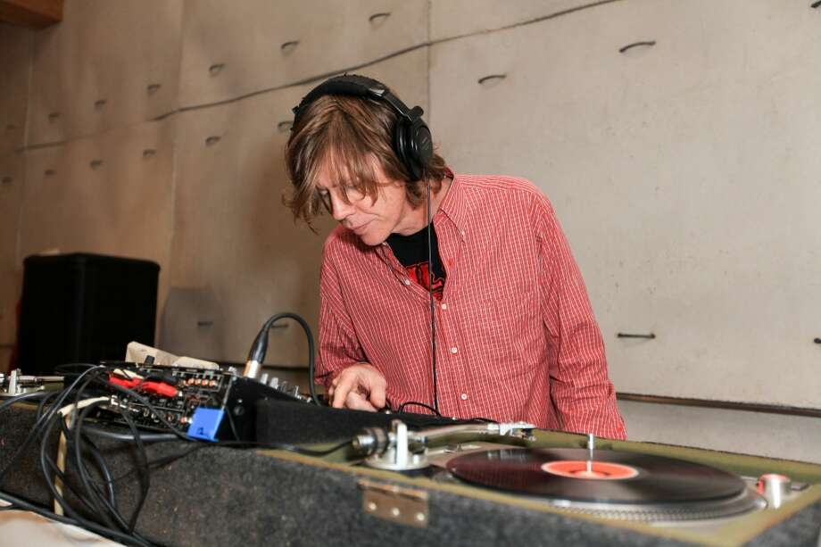 Thurston Moore performed at the Solid Sound Festival, June 24-26, 2011, at Mass MoCA in North Adams, Mass. Here, he attends the Sportmax launch of Carte Blanche by Kim Gordon celebration of Fashion's Night Out at Sportmax Store on September 10, 2010 in New York City.  (Photo by Chelsea Lauren/Getty Images for Sportmax) (Getty Images for Sportmax)