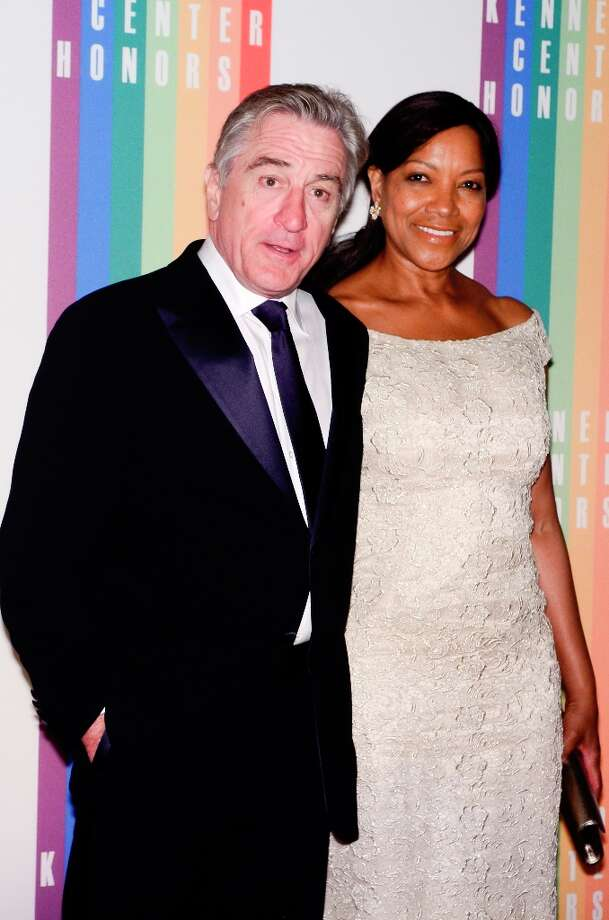 Robert De Niro and Grace Hightower poses for photographers during the 35th Kennedy Center Honors at the Kennedy Center Hall of States on December 2, 2012 in Washington, DC. (Photo by Kris Connor/Getty Images) Photo: Kris Connor, Getty Images / 2012 Getty Images