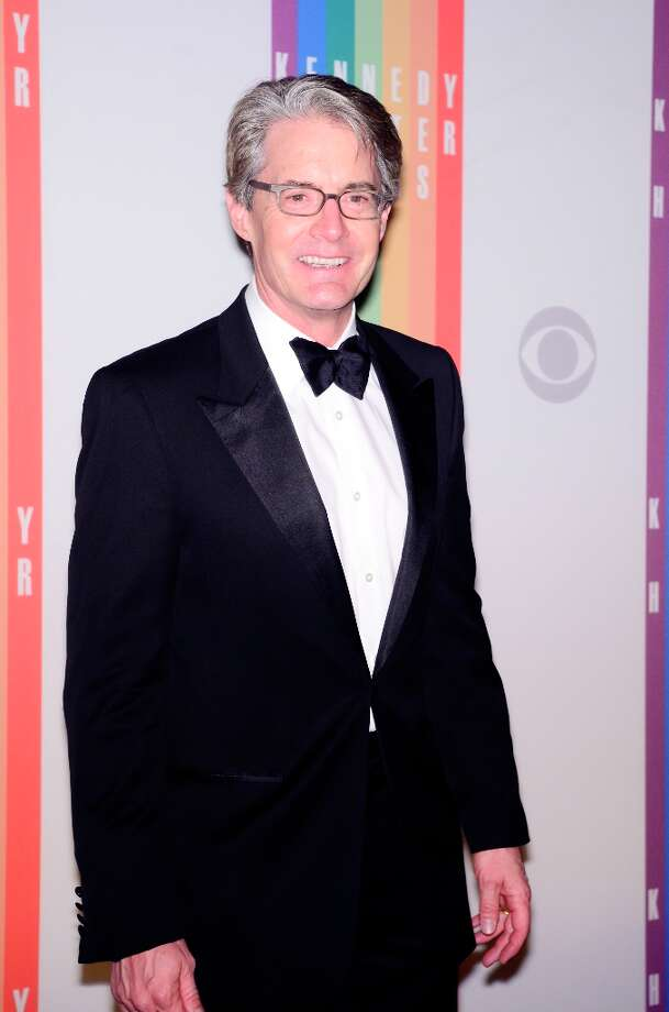Kyle MacLachlan poses for photographers during the 35th Kennedy Center Honors at the Kennedy Center Hall of States on December 2, 2012 in Washington, DC. (Photo by Kris Connor/Getty Images) Photo: Kris Connor, Getty Images / 2012 Getty Images