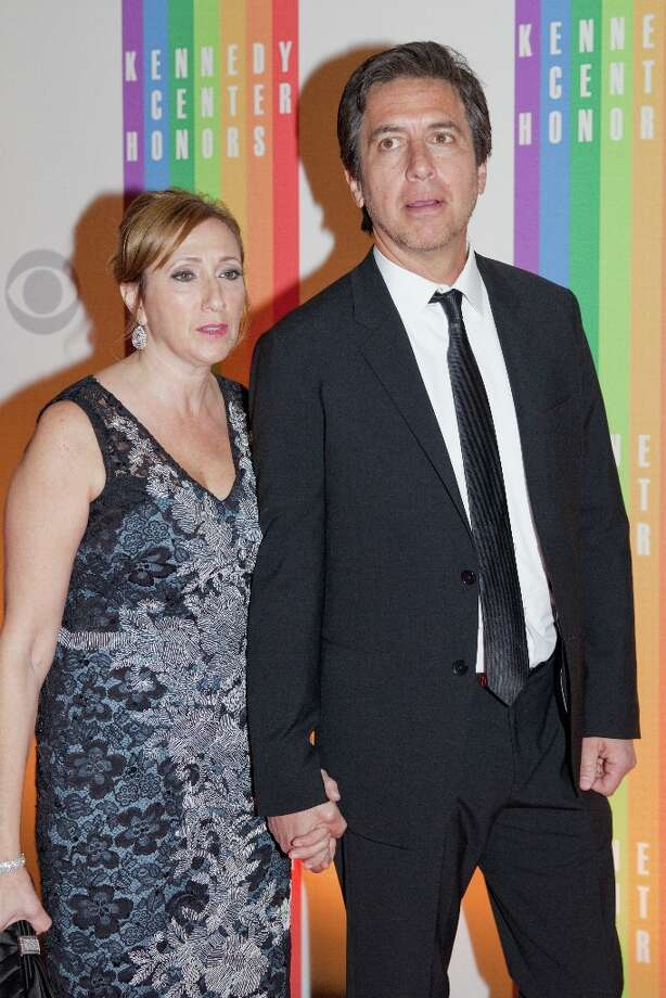 Actor Ray Romano (R) and his wife Anna Romano arrive at the 35th Kennedy Center Honors, at the Kennedy Center in Washington, DC, December 2, 2012. Drew Angerer/AFP/Getty Images Photo: DREW ANGERER, AFP/Getty Images / AFP